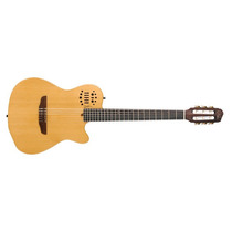 Violão Godin Multiac Nylon Acs-sa Slim Natural C/ Bag 5651
