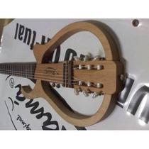 Violão Ramá Lmr Vazado Luthier Silent Guitar Travel Frame