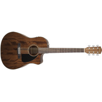 Violão Elétrico Fender Cd-60ce Mahogany Cd60 Ce C/ Case!
