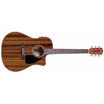 Violão Fender Dreadnought New Cd60 Mahogany Studio Som João