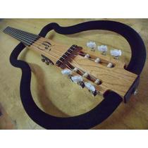 Original Violão Ramá Vazado 2014 Luthier Silent Guitar