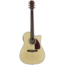 Violão Fender Dreadnought 096 1514 Cd140 Nt Cheiro De Música