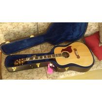 Violão Gibson Songwriter Deluxe Studio Zero Case Usa