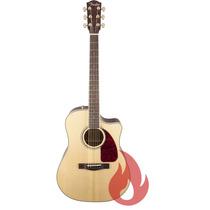 Fender Cd 220 Sce Ash Burl . Violão . Loja . Nf + Gtia !
