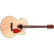Violao Fender Cj 290 Sce Jumbo Nat