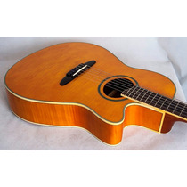 Violão Condor Cn70ly3 Eletro Acústico Flamed Maple