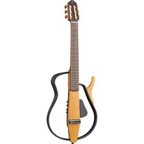 Ritmus ! Yamaha Slg-110n Silent Violão Elétrico Vazado Ny