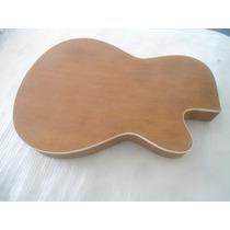 Caixa Para Violão Flat Aço Ou Nylon