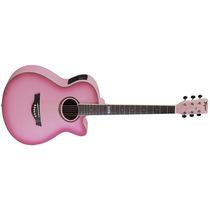 Violão Aço Tagima Dallas Pink - Vl0071