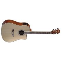Violão Tagima Kansas Aço Com Afinador + Brindes Fender