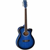 Violão Tagima Memphis Md70 Azul