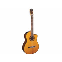 Violão Takamine Nylon Gc-5 Ce Natural Wgmusicstore