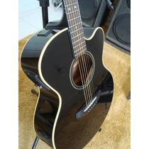Violão Yamaha Cpx 5 Blk (n Takamine Fender Crafter)