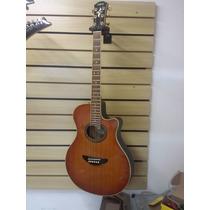 Violao Yamaha Apx-7 Perfeito Case Anos 90
