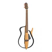 Violão Yamaha Silent Slg110s Aço Na Cheiro De Música Loja !!