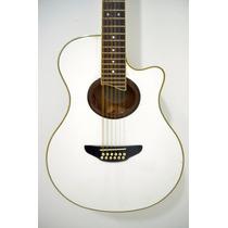 Violão Eletroacústico Yamaha Apx9-12 - Aço 12 Cordas
