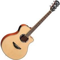 Violão Yamaha Apx500 Iii Aço Elétrico Natural Brilhante