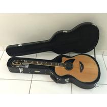 Violão Eletro-acústico Yamaha Apx-1000 Nt + Hard Case Vogga
