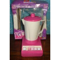 Liquidificador De Brinquedo P/crianças (b.10)