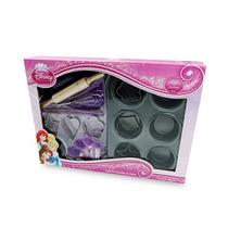 Jogo De Cozinha Metal 17 Pçs Princesas Disney Toyng