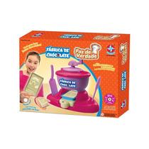 Brinquedo Novo Lacrado Da Estrela Fábrica De Chocolate