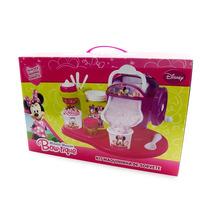 Kit Maquininha De Sorvete Minnie Disney Original - Toyng
