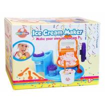 Máquina De Sorvete Ice-cream Chef Jovem Maker