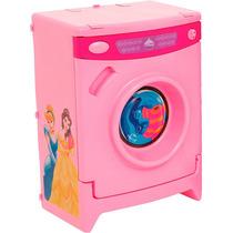 Brinquedo Lava-roupas Com Som Disney Princesas Xalingo