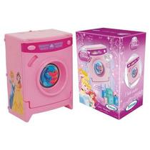 Brinquedo Lava Roupas Com Som Disney Princesa Xalingo Baby