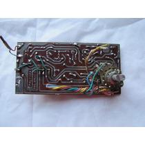 Placa Seletora Rádio, Phono, Aux, Receiver Polyvox Pr-1500