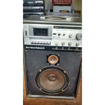 Tape Deck Cx Amplificada National Som Game Rq K53