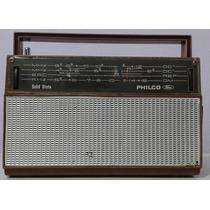 Rádio Philco 3 Faixas