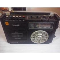 Radio Gravador Aiko Para Conserto Ou Tetirar Peças.