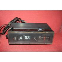 Radio Relogio Panasonic Mod Rc-7021 Ñ Cce Sanyo Crown Evadin