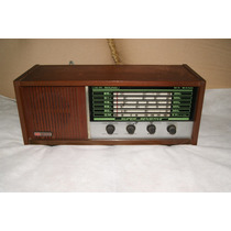 Radio Antigo Transistor Nissei Six Band Leia -motoradio-