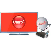 Receptor De Satélite Visiontec Claro Tv Livre Flex Ds222