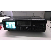 Aparelho De Som Antigo Portatil Jvc Cx -500