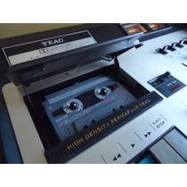 Tape Deck De Mesa Teac A-160 Raridade