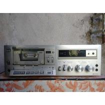 Antigo Tape Deck Cce Cd 8080 P/ Reparo - Leio O Anúncio!!