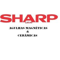 Agulha Sharp -do Toca Disco Rp 300 B (*) Pronta Entrega!!