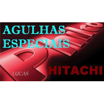 Agulha Toca Disco Philco Hitachi 3x1 Pss 200