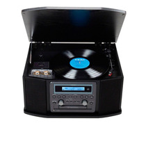 Toca Discos Teac Vintage Anos 80 Gf 550 Hi Fi Cassete Cd Usb