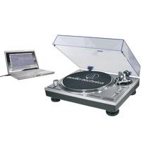 Toca Discos Audio Tecnnica At Lp120 Usb Mk Pronta Entrega Br