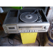 Aparelho De Som 3x1 Sony Modelo Hmk-353bs S Agulha E Tampa