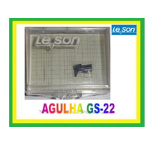 Agulha Leson Gs-22 Toca-discos De Vinil Antiga Rara