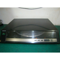 Toca Disco Sony Ps Fl 7ll Pode Retirar Centro Funcionando