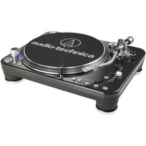 Toca Discos Audio Technica At-lp1240 Dj Profissional Usb