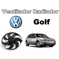 Motor Ventilador Radiador Volkswagen Golf Iv 2.0