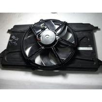Eletro Ventilador Ventoinha Defletor Radiador Ford Focus 1.6