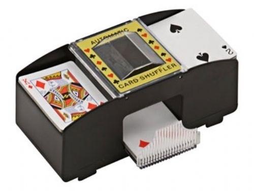 Embaralhador De Cartas Baralho Pilha Poker Buraco Presentes